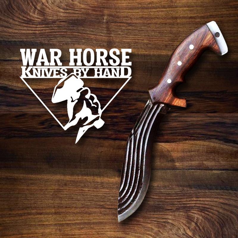 Knives By Hand Handmade Khurkri And Custom Knives